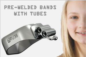 Pre Welded Bands With Tubes Jjortho